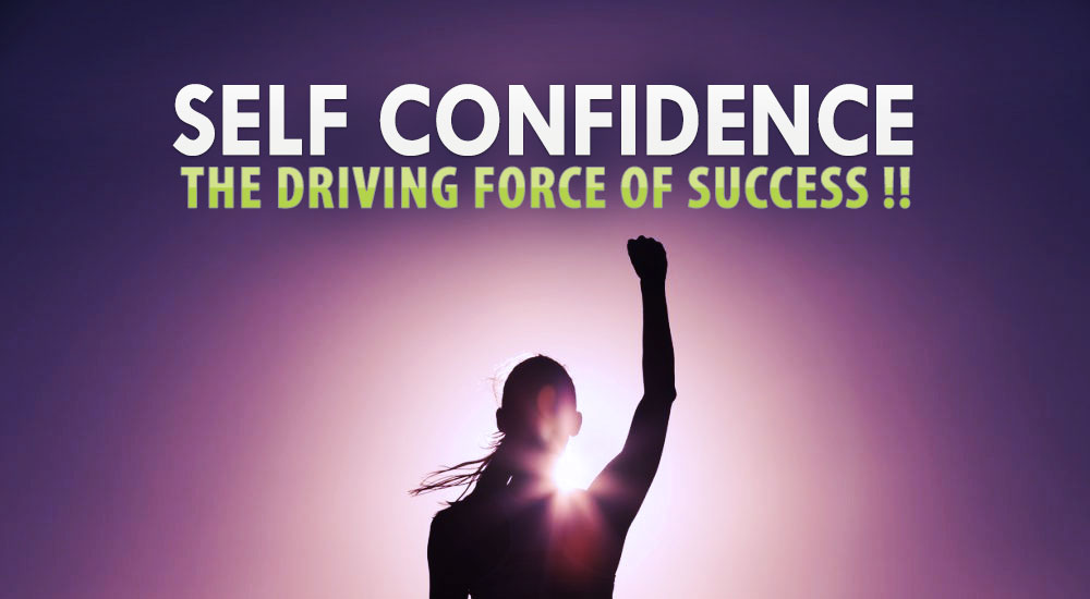 Self-Confidence For Personal Development