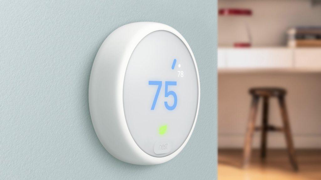 Temperature Sensors & Smart Thermostats