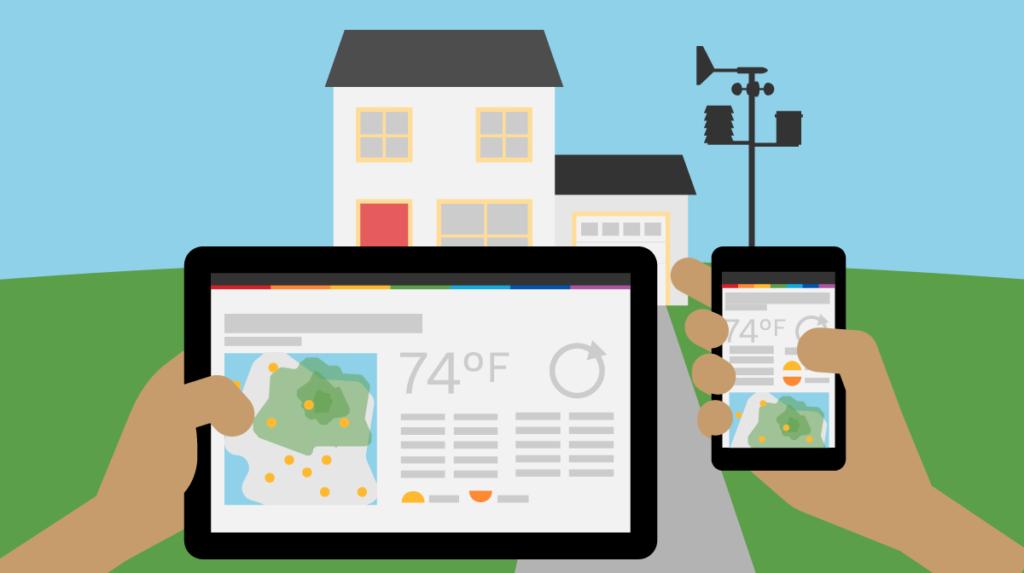 Weather Smart Sensors