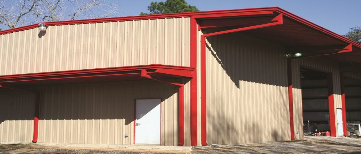 metal Commercial buildings