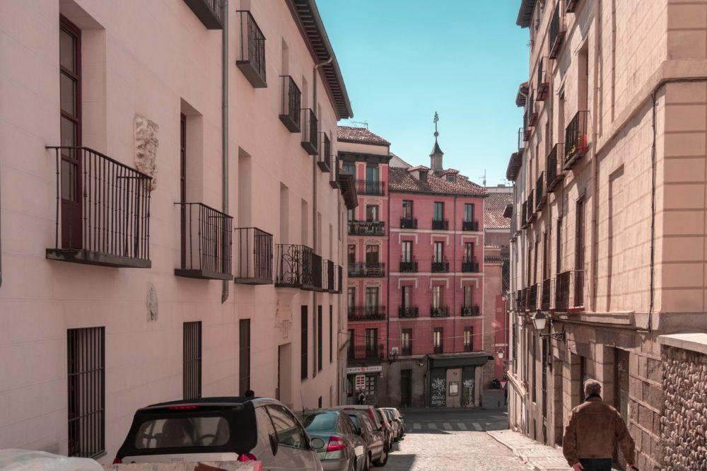 Ponga Village, Spain