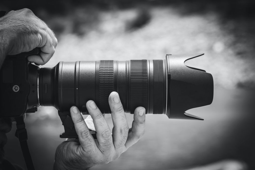 Start with the basic photography rules