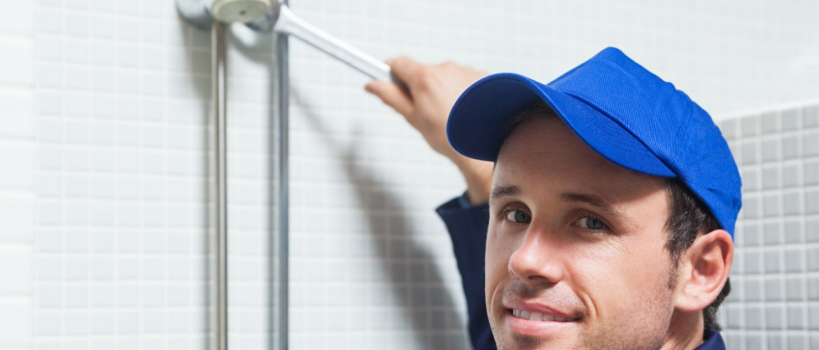 Assemble and Install Shower head Instructions