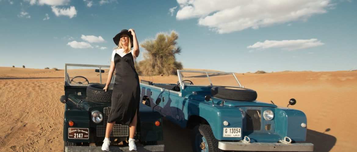Desert Safari Dubai By Famous Celebrities