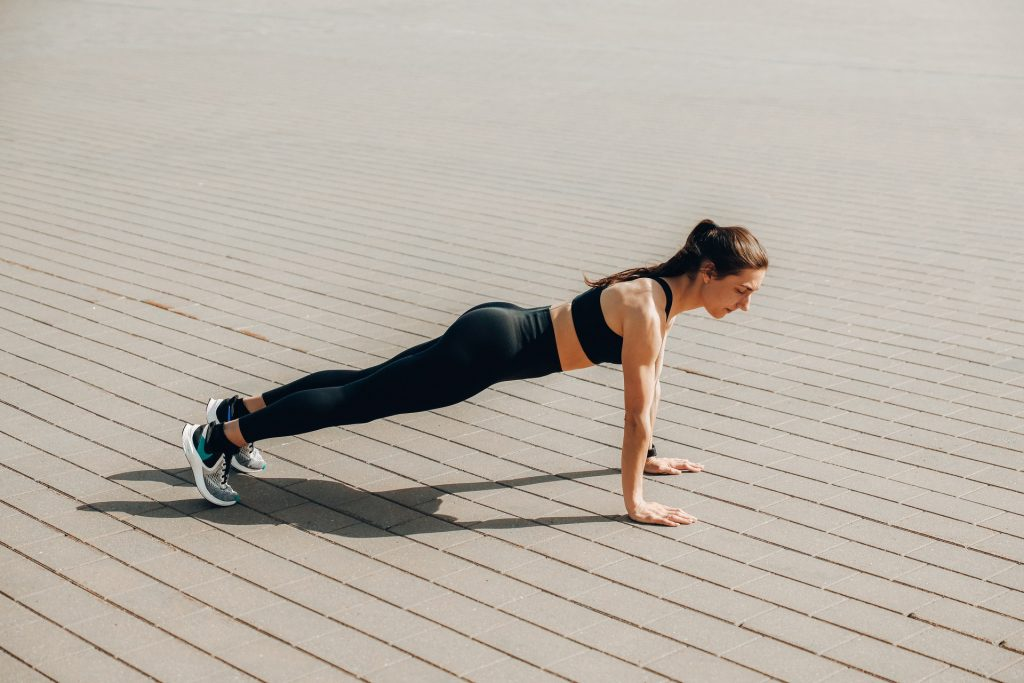 Push-up And Burpees