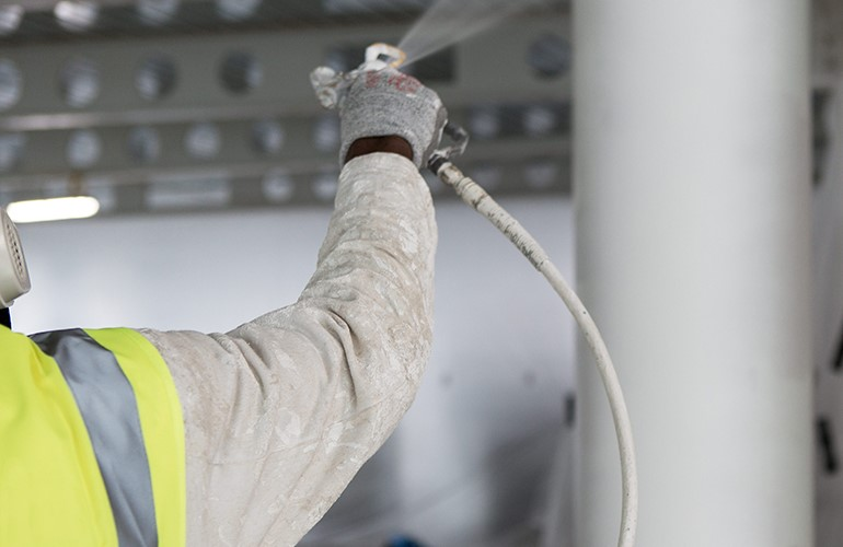 Intumescent Paints - Efficient Way of Protection of Steel Materials