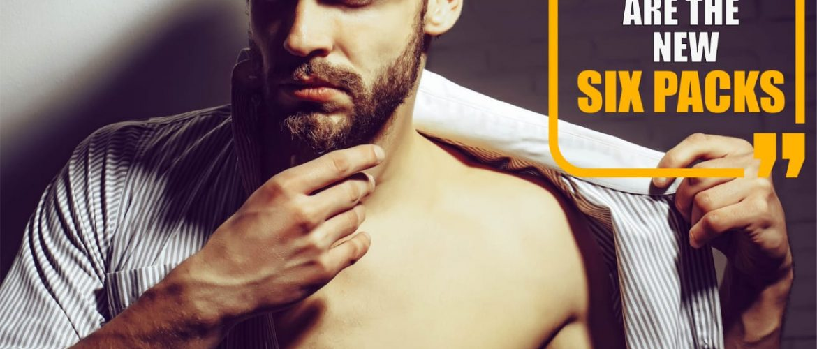 Beards are the new six-packs
