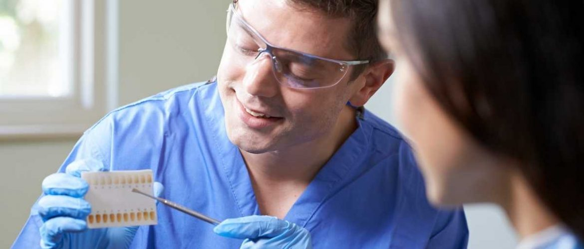 Different Services A Cosmetic Dentist Can Provide