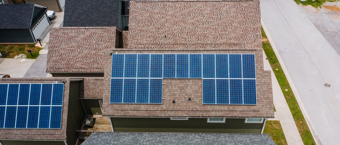 What to consider while installing residential solar panels
